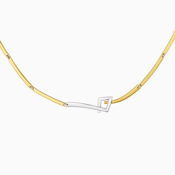 c2019-65 gouden collier