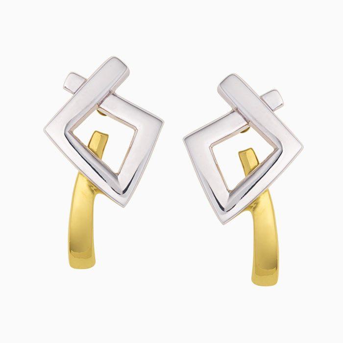 ok2019-65 gouden oorknoppen