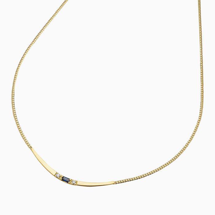 c2014 gouyden baguette collier helemaal